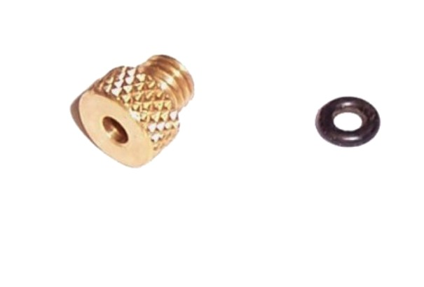 MAMOD KIT BOILER KNURLED UNION NUT - PIPE TO BOILER JOIN