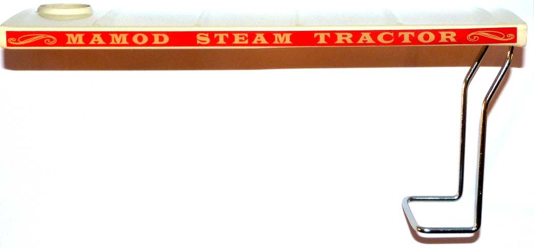 MAMOD CANOPY TRACTION ENGINE TE1 WITH OLD TYPE SUPPORT WIRE w/ SCREW FIXINGS