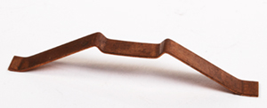 MAMOD COPPER LEAF SPRING FOR STEAM ENGINE TE1A FRONT FORKS