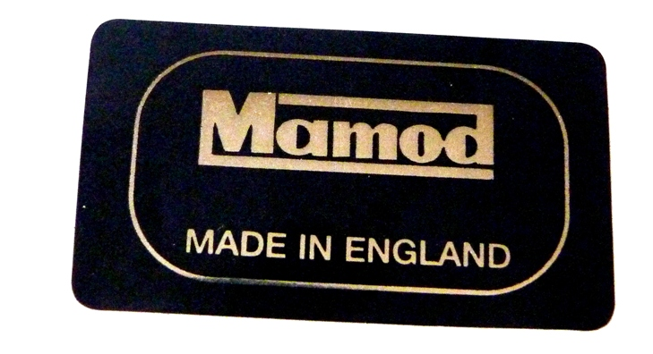 MAMOD SA1 ROADSTER and  / LIMO/ VAN / BUS FRONT DECAL / STICKER