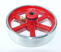 MAMOD FLYWHEEL FOR TE1A SR1A (TRACTION/ ROLLER/) SW1 and OTHERS