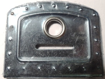 MAMOD BURNER TRAY SHIELD -SP2 / SP3/ SP4 - SOLID FUEL TYPE