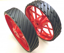 ROAD WHEELS - REAR - TRACTION ENGINE (SET OF 2)